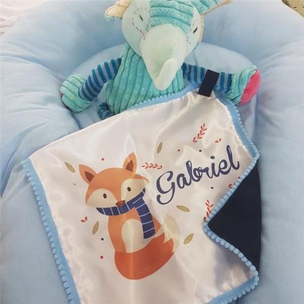 Outro modelo de naninha para bebê