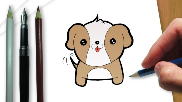 animais faceis de desenhar
