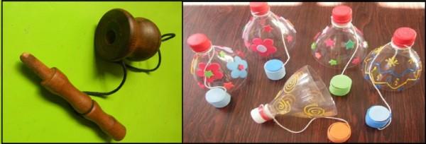 brinquedos indígenas balboque