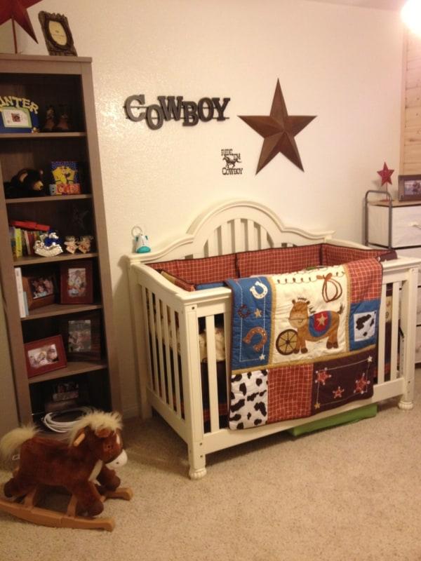 temas para quarto de bebê cavalinhos