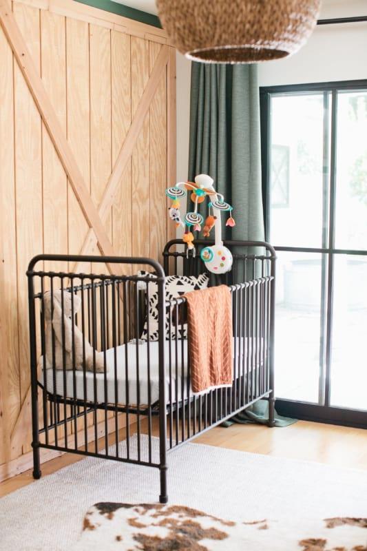 temas para quarto de bebê safari como fazer