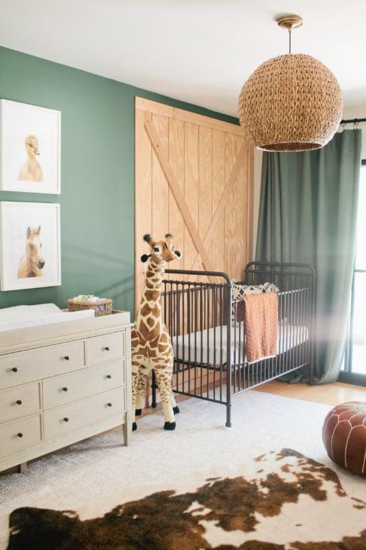 temas para quarto de bebê safari dicas