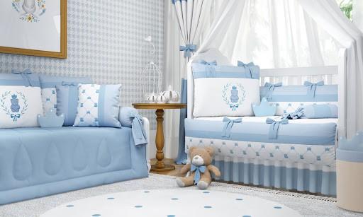 temas para quarto de bebê urso classico