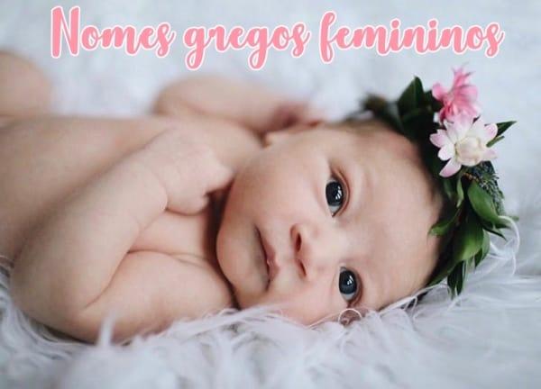 nomes gregos femininos