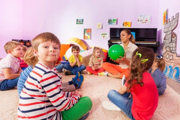 brincadeira de roda infantil