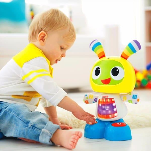 brinquedo interativo robô inteligente