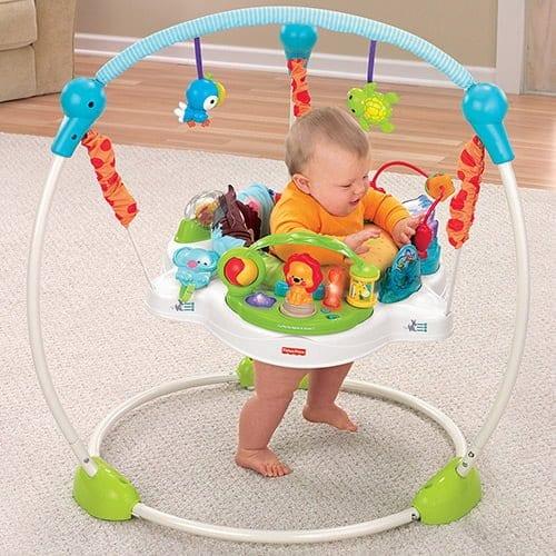 brinquedo interativo saltador