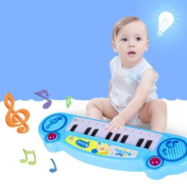 brinquedo interativo teclado