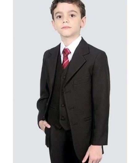 gravata infantil com terno