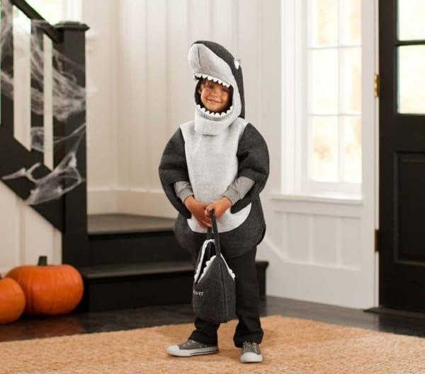 modelos de fantasia de tubarão para meninos