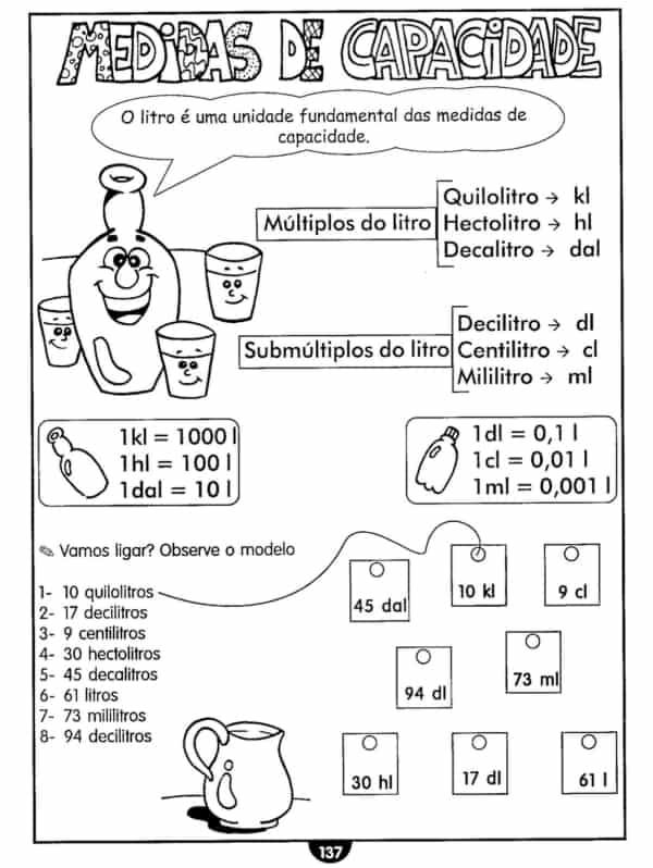 atividade de matematica para imprimir