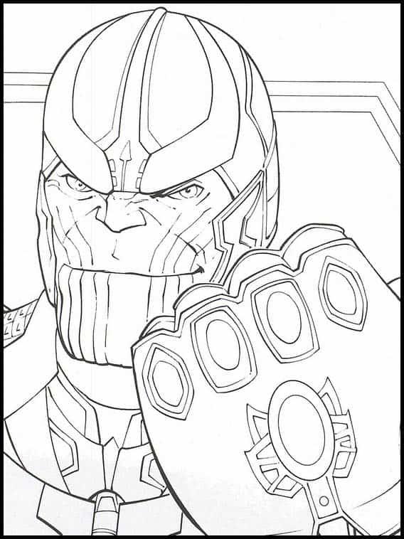 Thanos Vingadores Ultimato