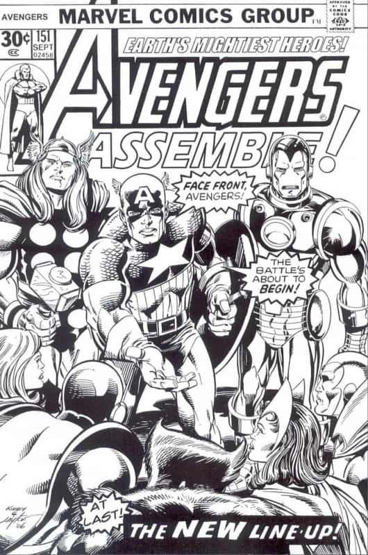 Vingadores Unidos Assemble