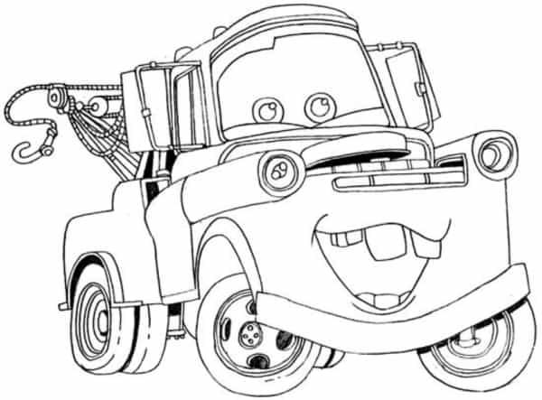 Desenho do Mate para colorir e imprimir