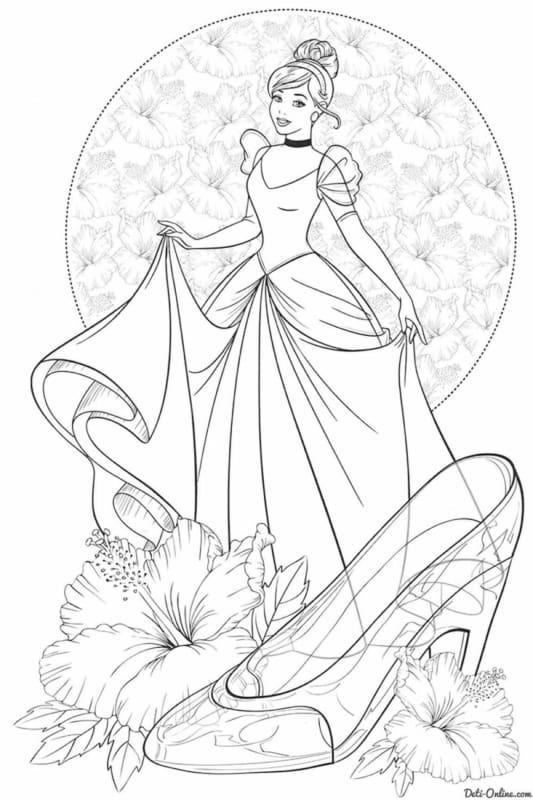 Princesa Cinderela da Disney
